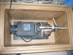 Звукоизоляция компрессоров и насосов