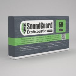 ЭкоПлита SoundGuard EcoAcoustic